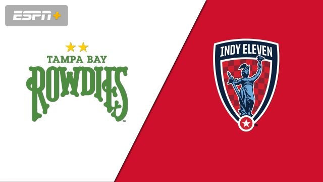 Tampa Bay Rowdies vs. Indy Eleven (USL Championship)