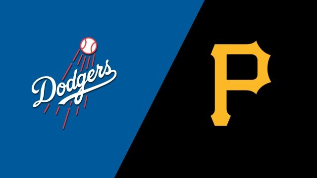 Los Angeles Dodgers vs. Pittsburgh Pirates