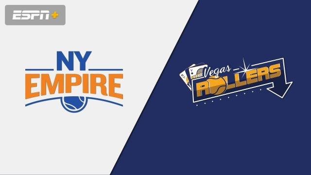 New York Empire vs. Vegas Rollers