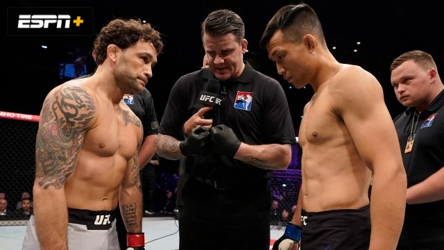 Frankie Edgar vs. The Korean Zombie (UFC Fight Night: Edgar vs. The Korean Zombie)