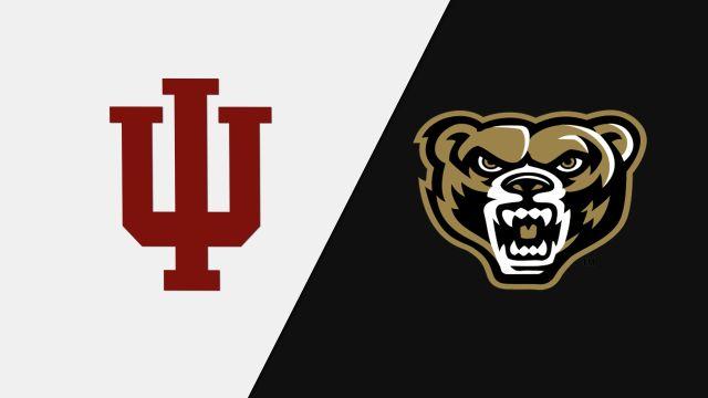 Indiana vs. Oakland (W Basketball)