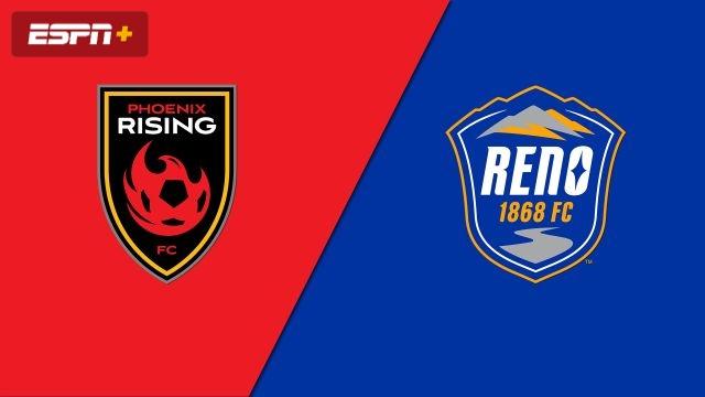 Phoenix Rising FC vs. Reno 1868 FC (USL Championship)