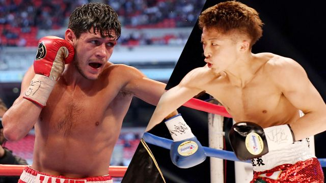 Jamie McDonnell vs. Naoya Inoue