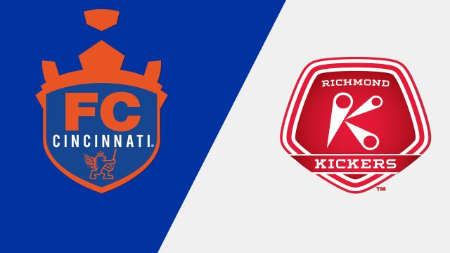 FC Cincinnati vs. Richmond Kickers