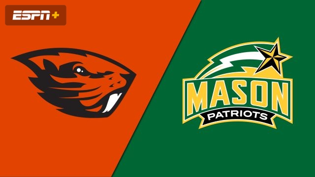 Oregon State vs. George Mason (Wrestling)