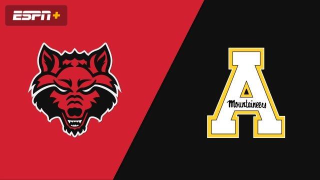 Arkansas State vs. Appalachian State (W Soccer)