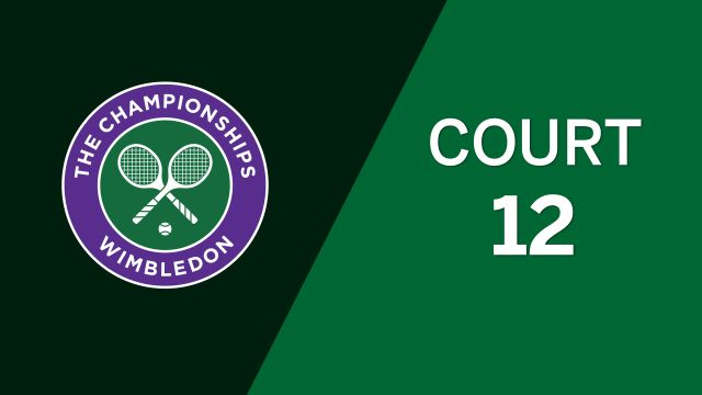 Draper/Hudd vs. Danilov/Von Der Schulenburg (Boys' Doubles First Round)