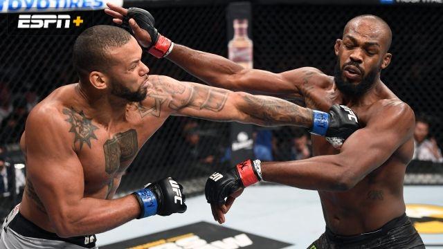 UFC 239: Jones vs. Santos (Main Card)