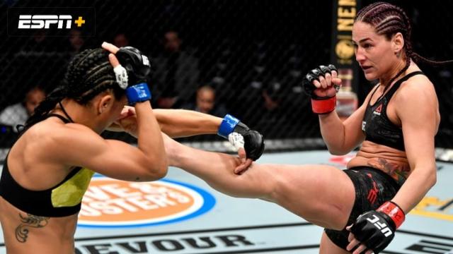 Jessica Eye vs. Viviane Araujo (UFC 245)