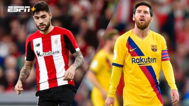 Athletic Bilbao vs. FC Barcelona (Quarterfinals) (Copa del Rey)