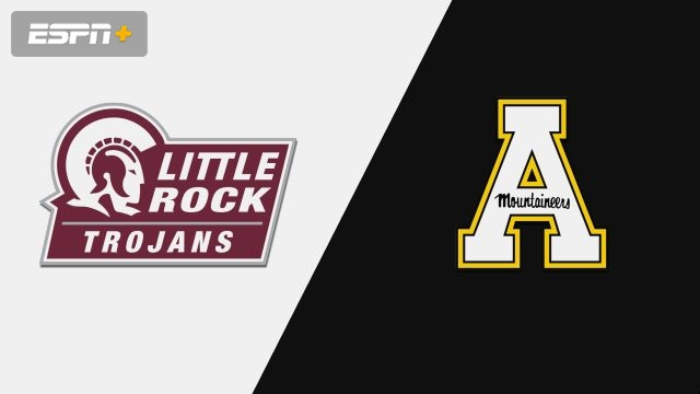Little Rock vs. Appalachian State (M Basketball)