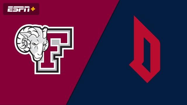Fordham vs. Duquesne (M Basketball)