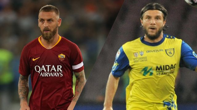 AS Roma vs. Chievo (Serie A)