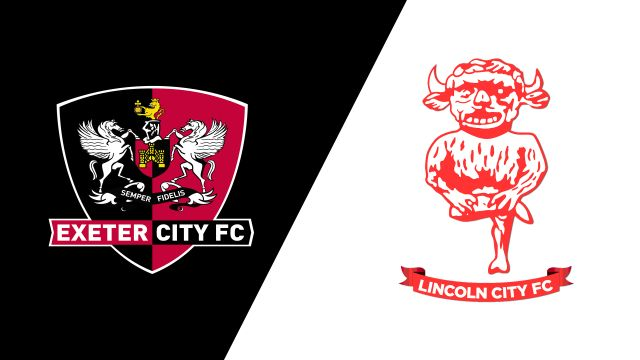 Exeter City vs Lincoln City(Semifinals, Second Leg) (English League Two Playoff)