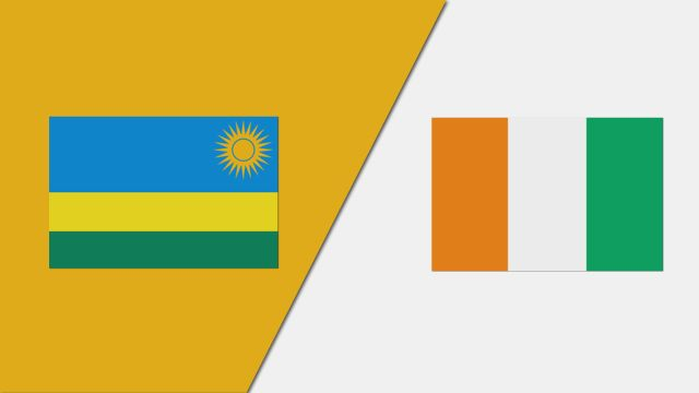 Rwanda vs. Cote D'Ivoire