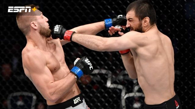 Abubakar Nurmagomedov vs. David Zawada (UFC Fight Night: Zabit vs. Kattar)