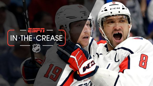 Sat, 3/30 - In the Crease: Ovechkin hits 50 goals again