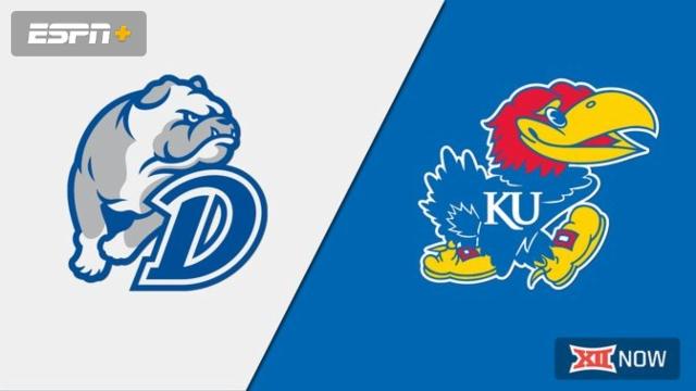 Drake vs. Kansas (Softball)