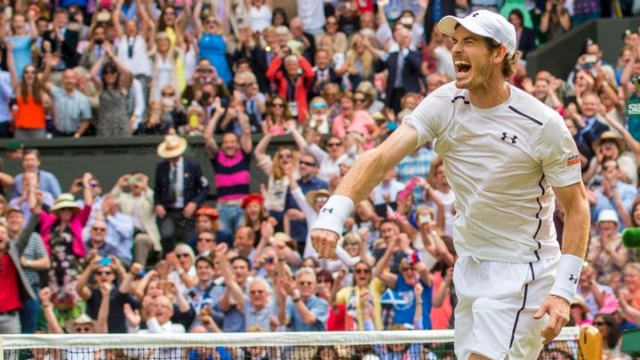 2016 Men's Wimbledon Final