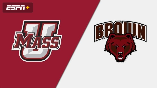 #9 Massachusetts vs. Brown (M Hockey)