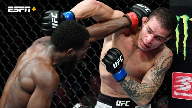 Montel Jackson vs. Felipe Colares (UFC Fight Night: Blaydes vs. Dos Santos)