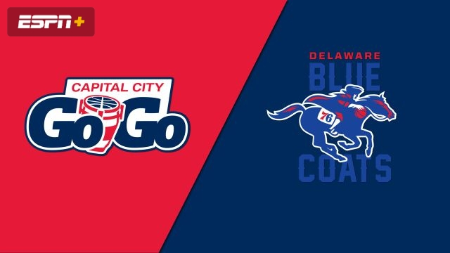 Capital City Go-Go vs. Delaware Blue Coats