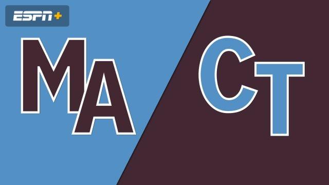Walpole, MA vs. Madison, CT (New England Regional)