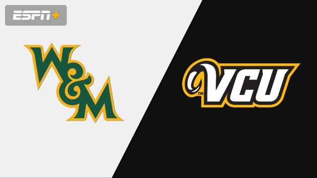 William & Mary vs. VCU (W Basketball)