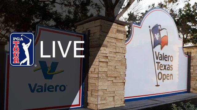 Valero Texas Open - Featured Groups - Day 1