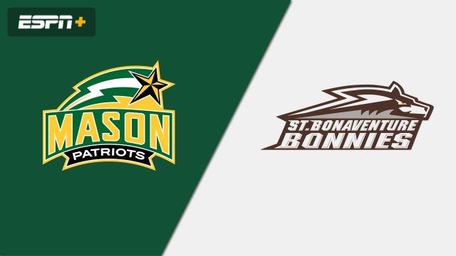 George Mason vs. St. Bonaventure (W Basketball)