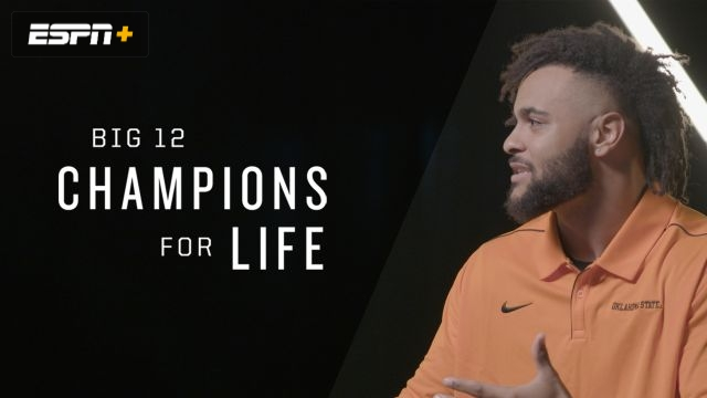 Big 12 Champions for Life - Beyond the Athlete (Ep. 5)