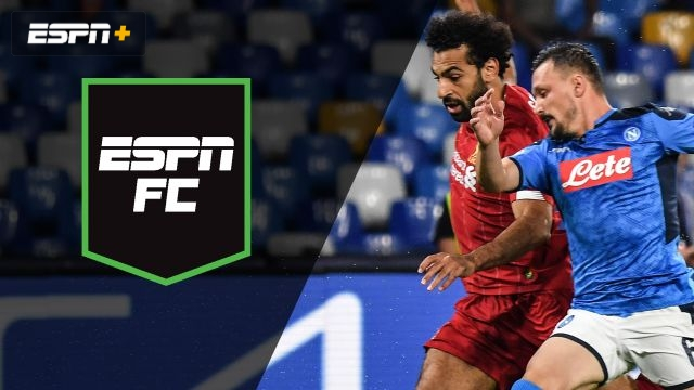 Tue, 9/17 - ESPN FC: Champions League returns