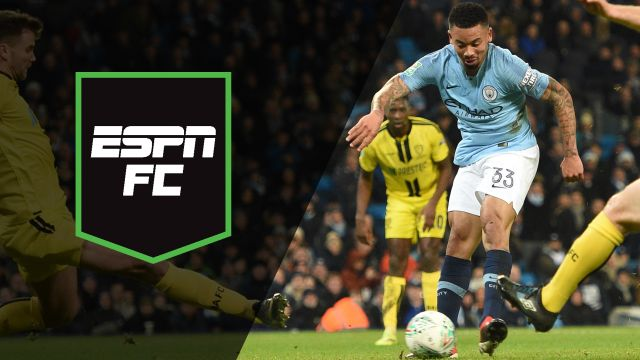 Wed, 1/9 - ESPN FC: Man City hit 9