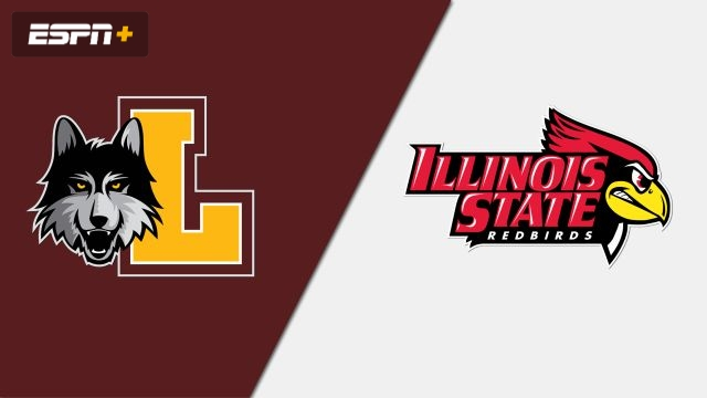 Loyola-Chicago vs. Illinois State (W Volleyball)