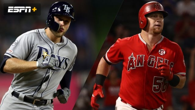 Tampa Bay Rays vs. Los Angeles Angels of Anaheim