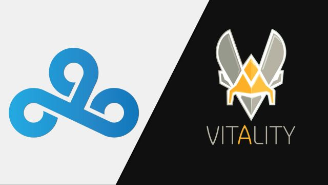10/14 Cloud 9 vs. Team Vitality