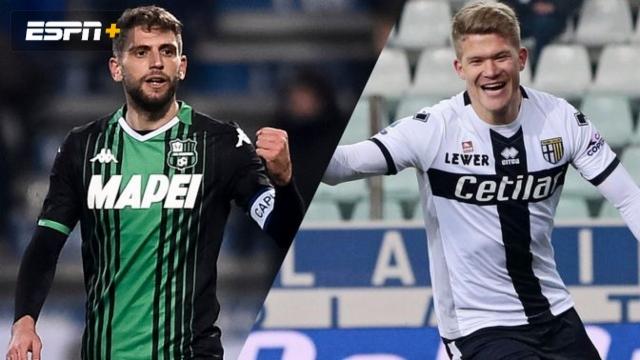 Sassuolo vs. Parma (Serie A)