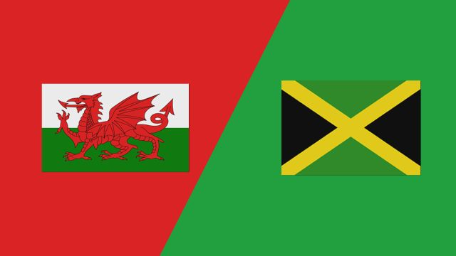 Wales vs. Jamaica (2018 FIL World Lacrosse Championships)