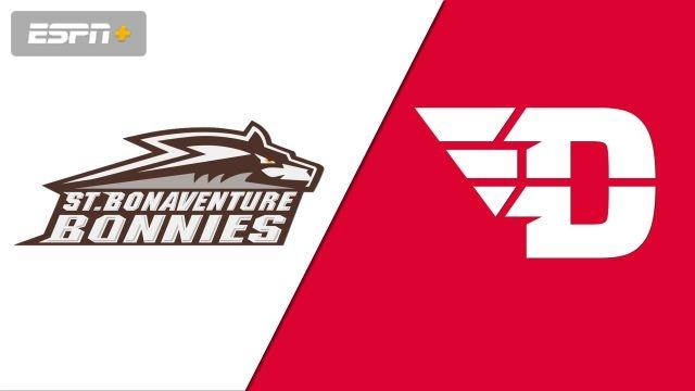 St. Bonaventure vs. Dayton (M Soccer)