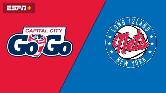 Capital City Go-Go vs. Long Island Nets