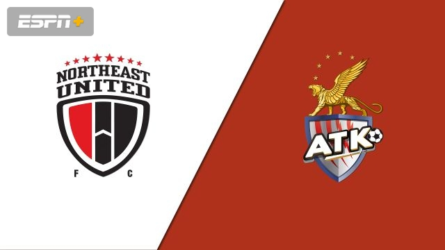 NorthEast United FC vs. ATK