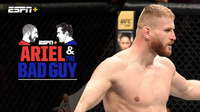 Ariel and the Bad Guy: Blachowicz next for Jon Jones?