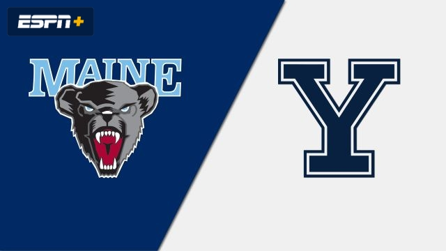 Maine vs. Yale (M Hockey)