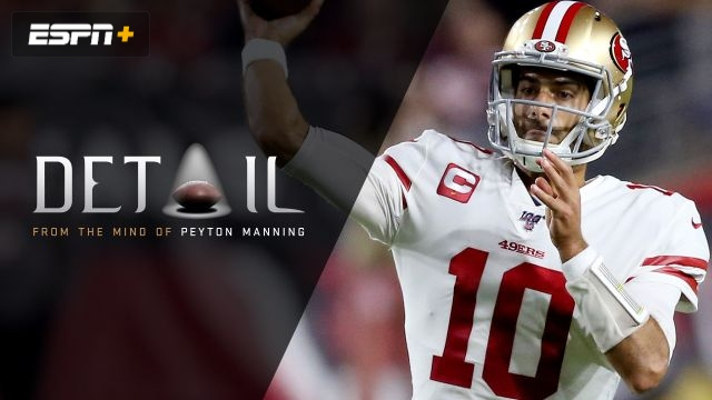 Peyton Manning: Breaking Down Jimmy Garoppolo