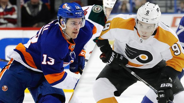 New York Islanders vs. Philadelphia Flyers
