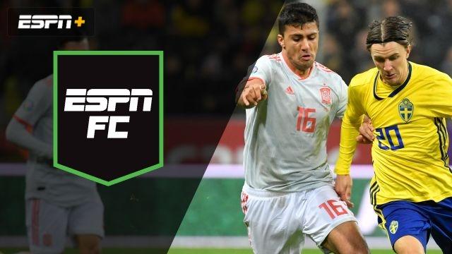 Tue, 10/15 - ESPN FC: Late drama in Stockholm