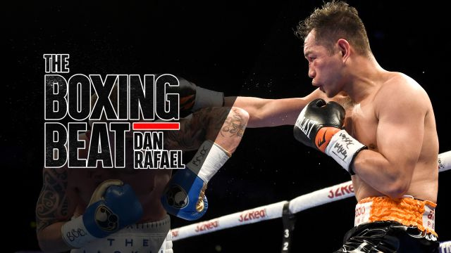 Tue, 10/30 - The Boxing Beat: Special guests Lou Dibella and Nonito Donaire