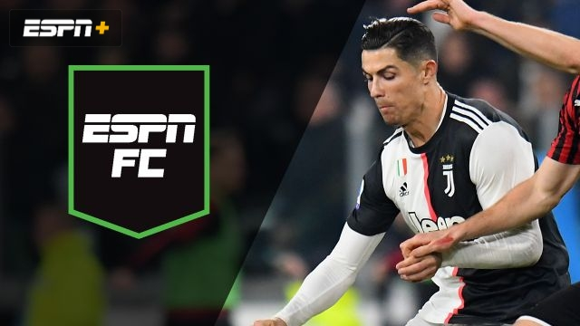 Sun, 11/10 - ESPN FC: Live Post Game Special