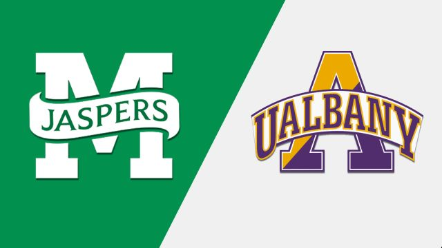 Manhattan vs. Albany (W Basketball)