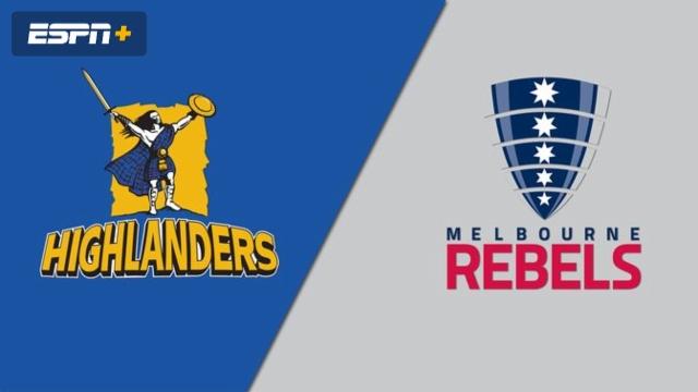 Highlanders vs. Rebels (Super Rugby)